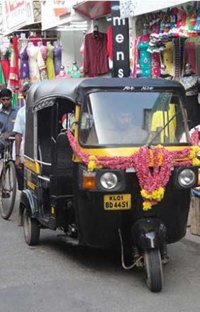 Indian rikshaw