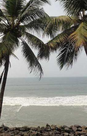 Odayam (Varkala) beach