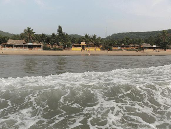 Kudle-beach