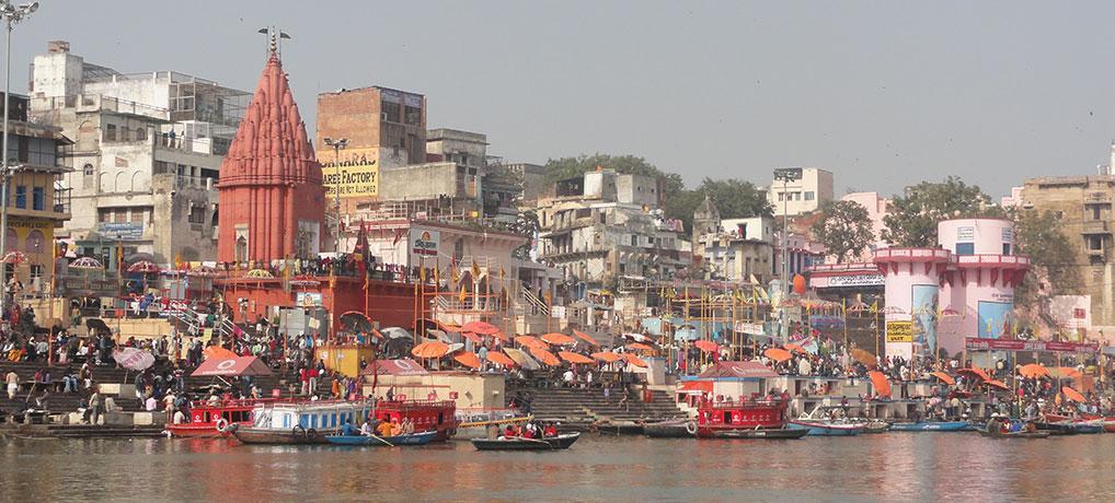 VARANASI, THE SPIRITUAL CITY OF INDIA