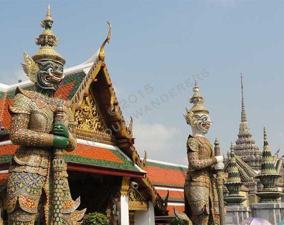 Bangkok-royal-palace—Wat-Phra-Kaew