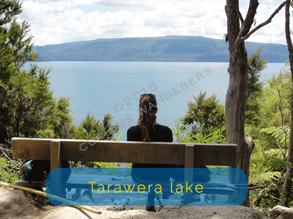 Tarawera-lake