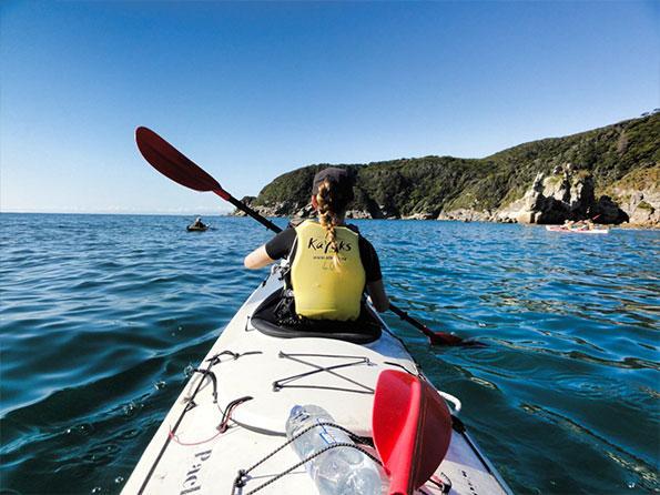 kayaking-abel-tasman